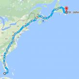 East Coast North America Adventure